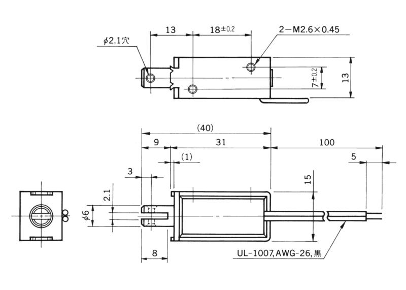 TMS-06E外形寸法図
